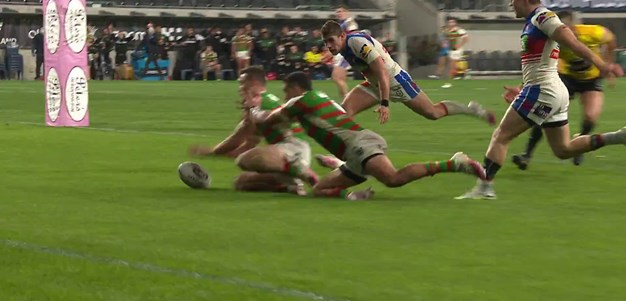Cook double gets the Rabbitohs to within two
