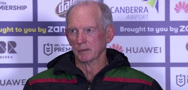 Post Match Press Conference: Round 11