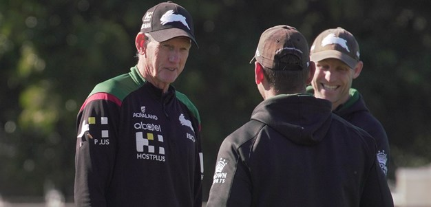 Wayne looking forward to the test against the Eels