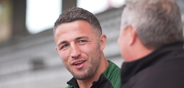 Inside the Bubble with Sam Burgess