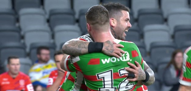 Paulo provides for Reynolds as Rabbitohs further extend lead