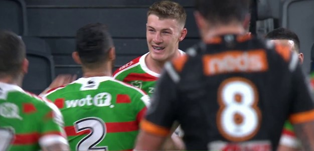 Graham scores as Souths grab two in two minutes