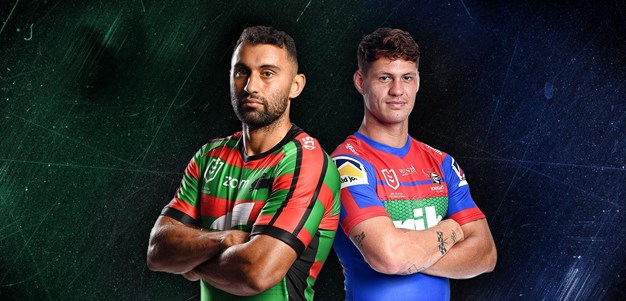 Rabbitohs and Knights in bid to stay in finals race