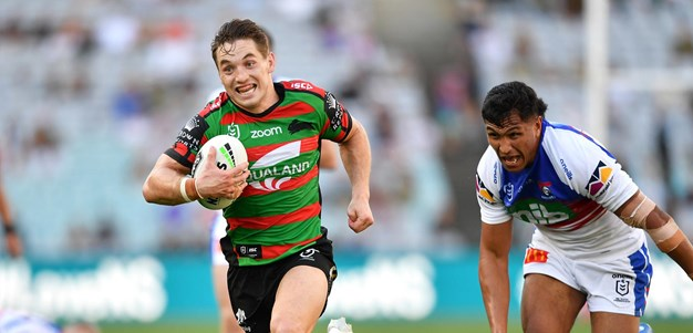 Cook breaks, Murray crosses and the Rabbitohs lead