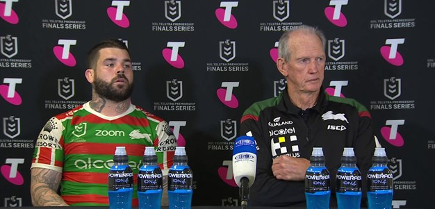 Press Conference: Finals Week 3