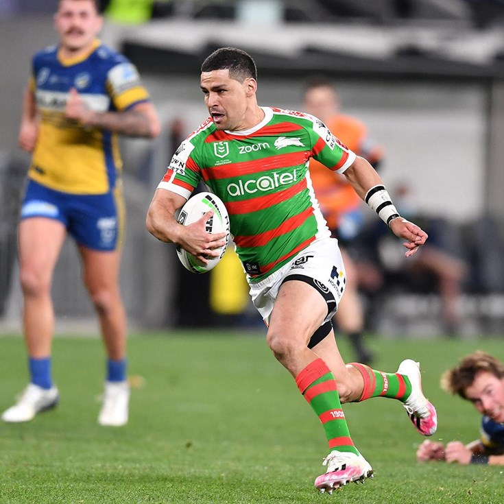 Rabbitohs' top five tries of 2020