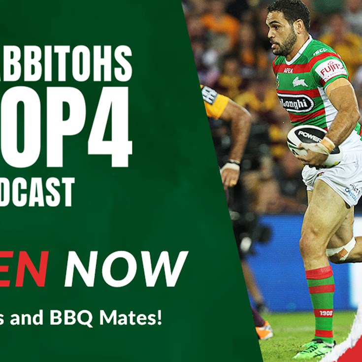 Best Tries and BBQ Mates Top4 Podcast