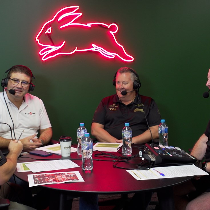 Rabbitohs Top Four Podcast Episode 8