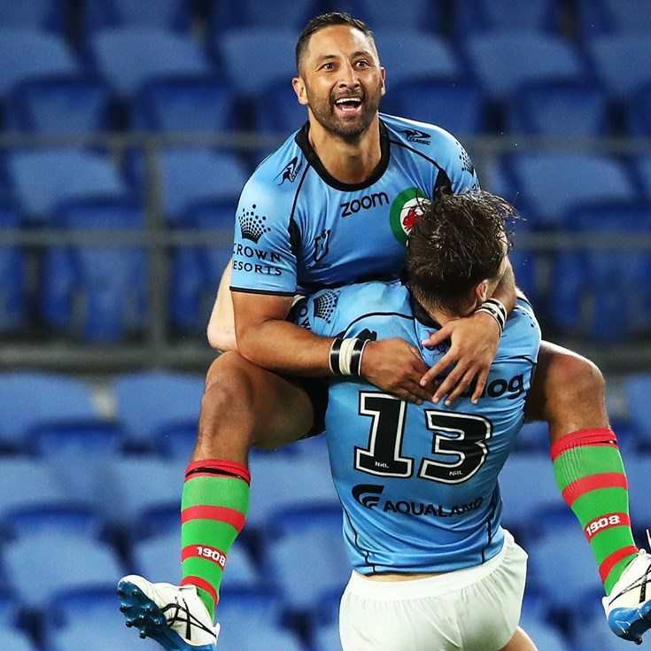 Match Highlights: Titans v Rabbitohs
