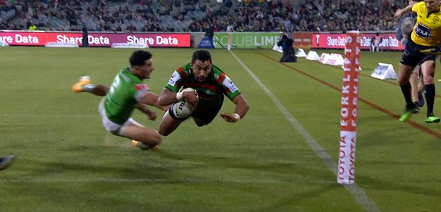 Another shift left, another try for South Sydney
