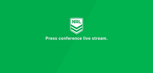 Press Conference: Roosters v Rabbitohs - Round 3, 2020