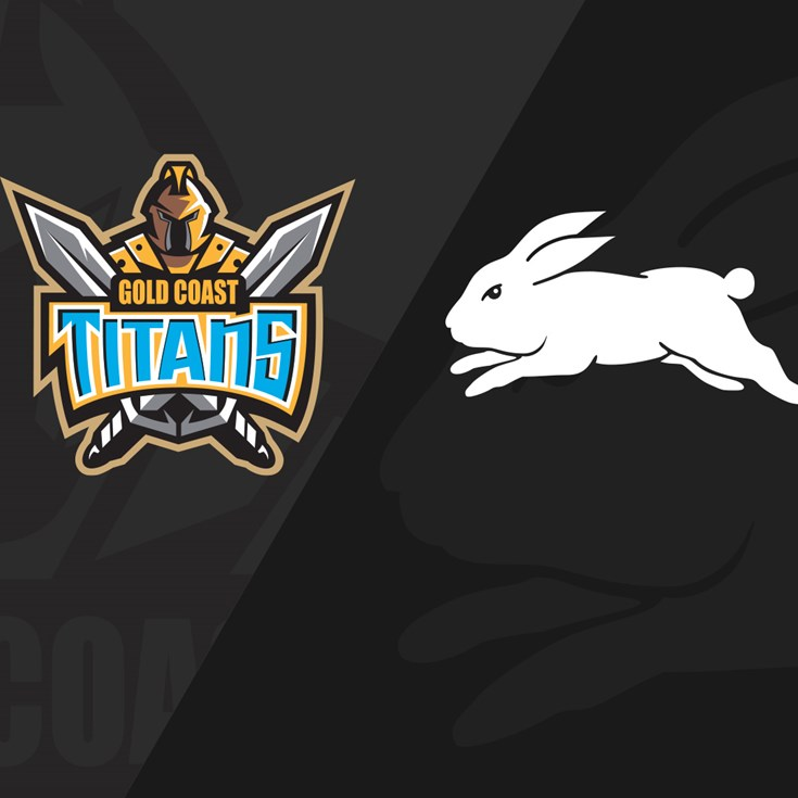 Press Conference: Titans v Rabbitohs - Round 7, 2020