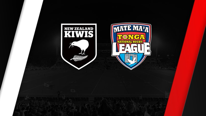 Full Match Replay - NZ v Tonga