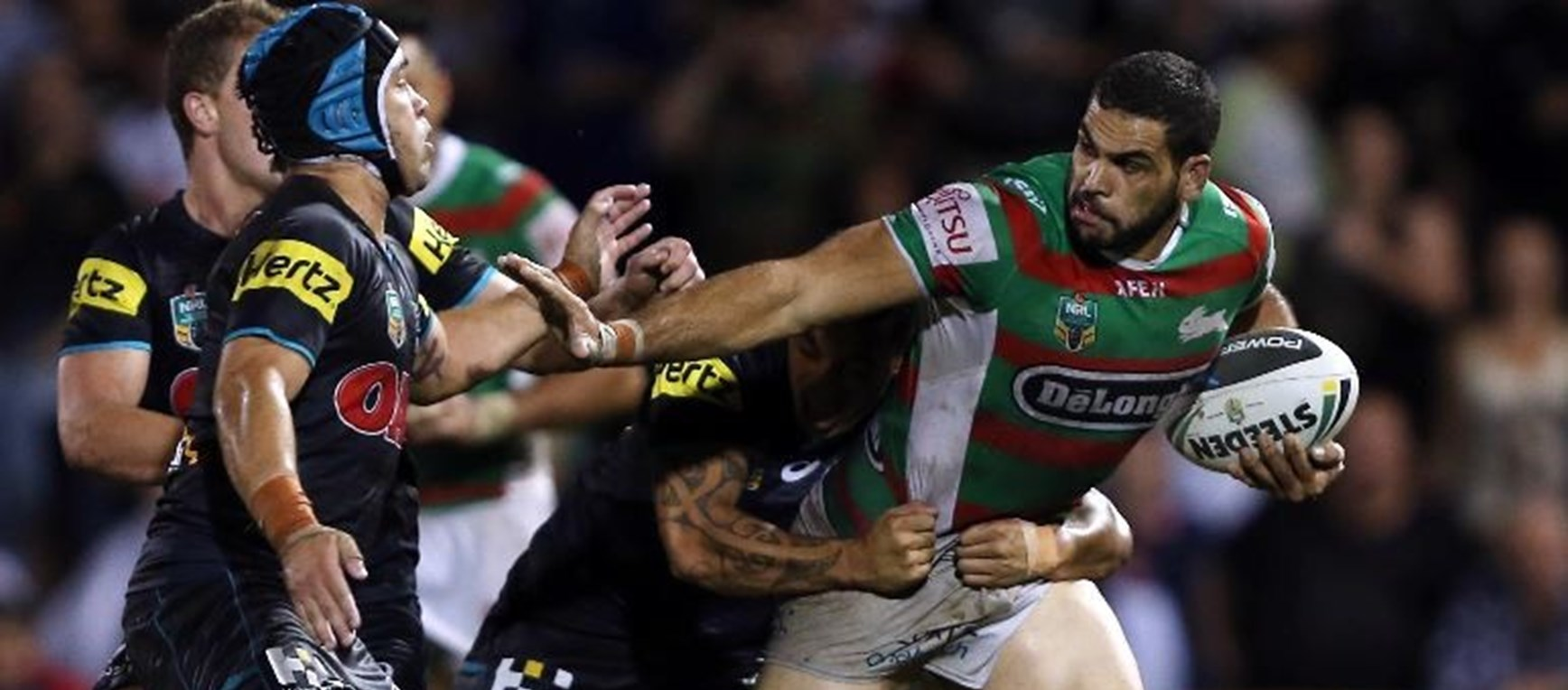 NRL Photo Gallery - Rd 6, 2014
