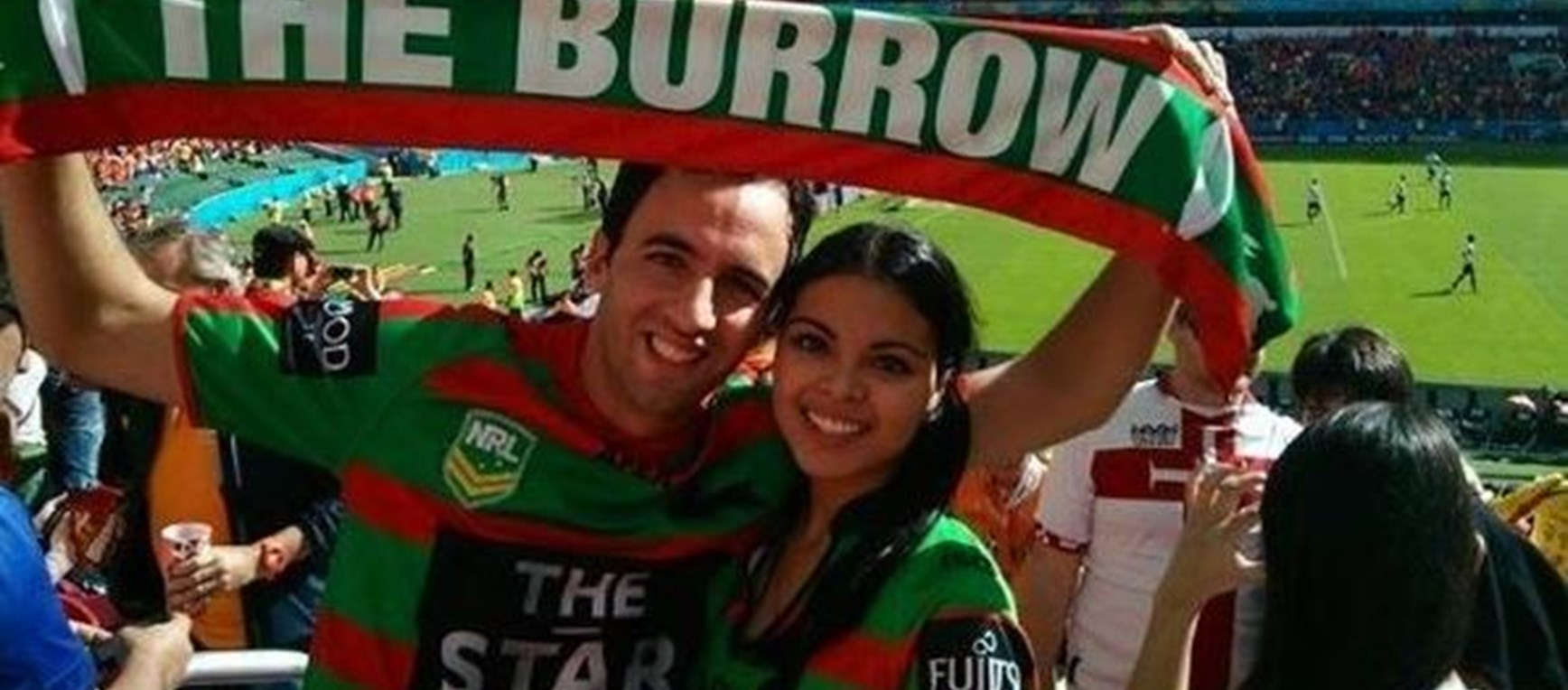 Rabbitohs Around the World