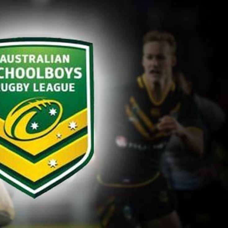 Butcher, Cottrell and Olive Selected in Australian Schoolboys Side