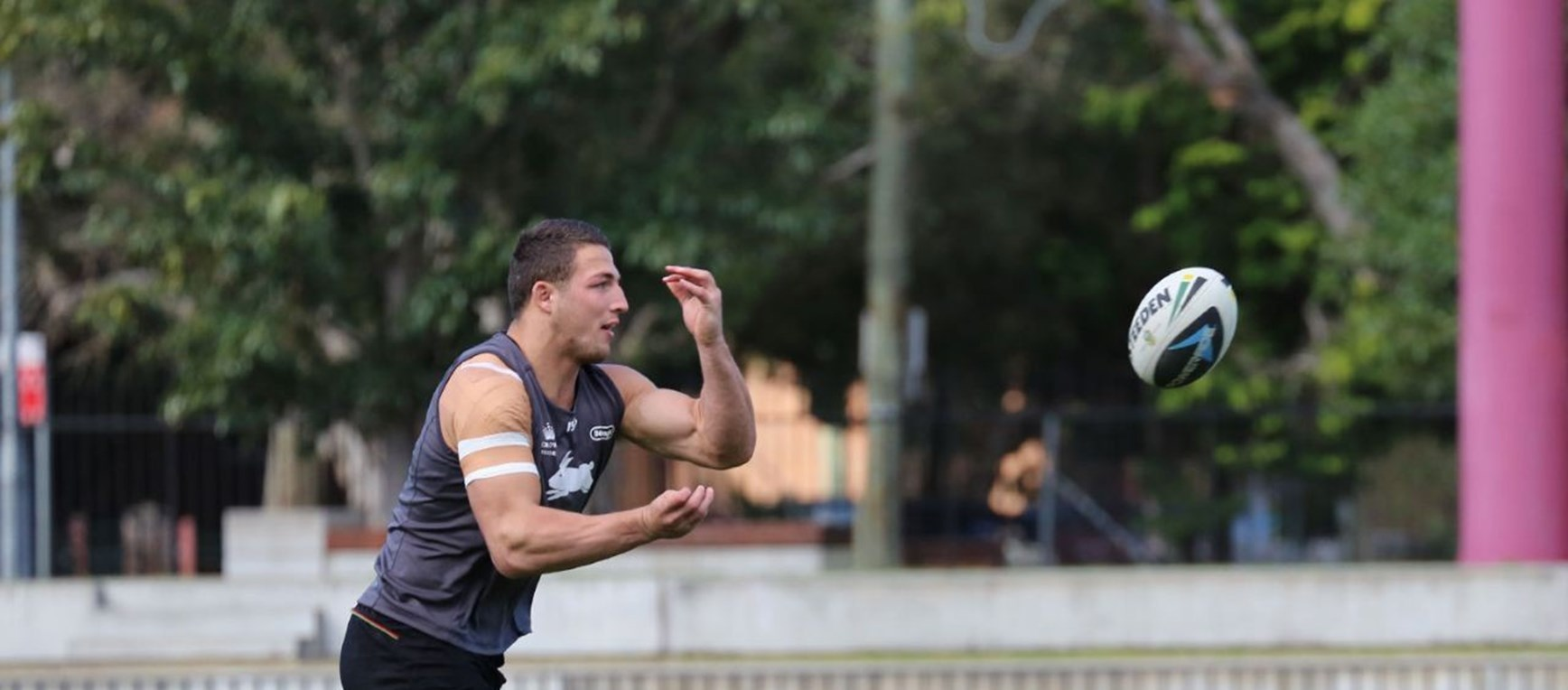 Training Gallery - Rd 25, 2014