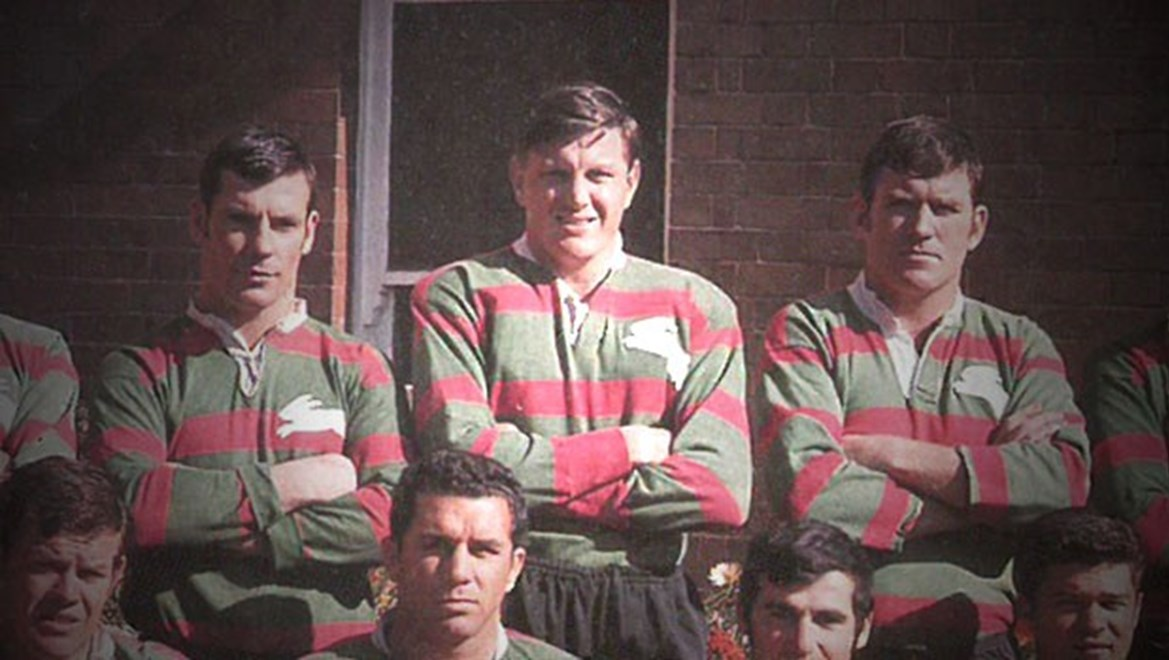 Celebrating a Legend - Ron Coote - Rabbitohs