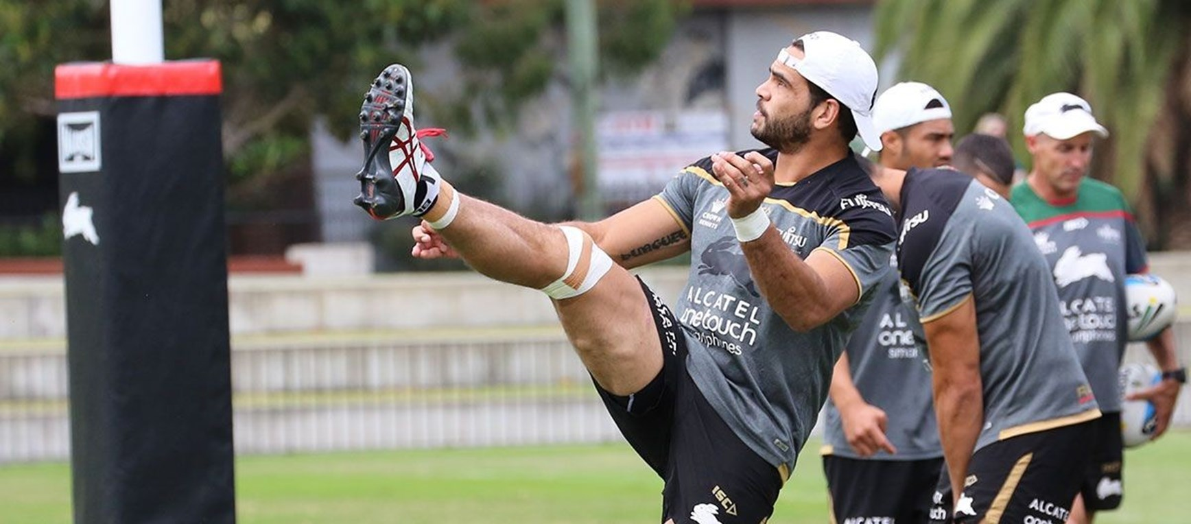 Training Gallery: Rd 1, 2015