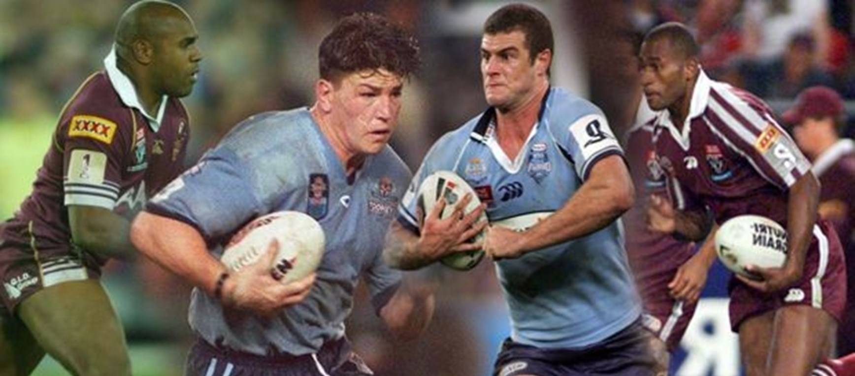 Origin Players Who Wore the Red & Green