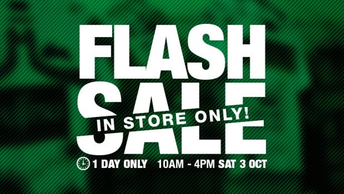 70ce00ed8e4 FLASH SALE THIS SATURDAY! In Store Only! - Rabbitohs