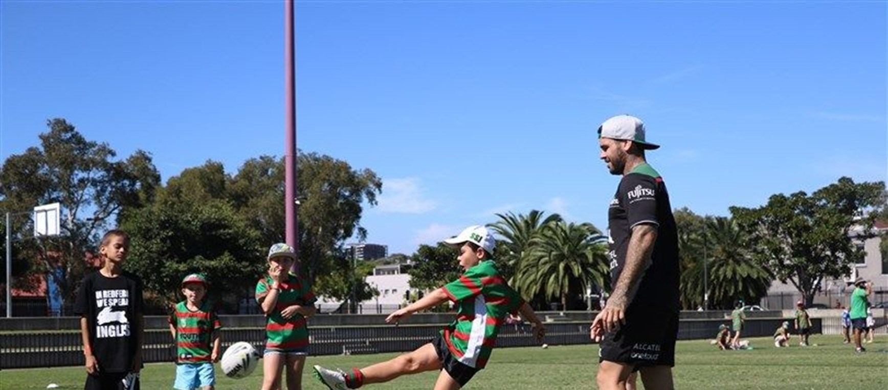 GALLERY: Redfern Holiday Footy & Dance Clinic
