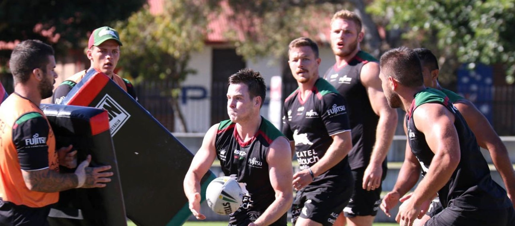 GALLERY: Rep Round Training