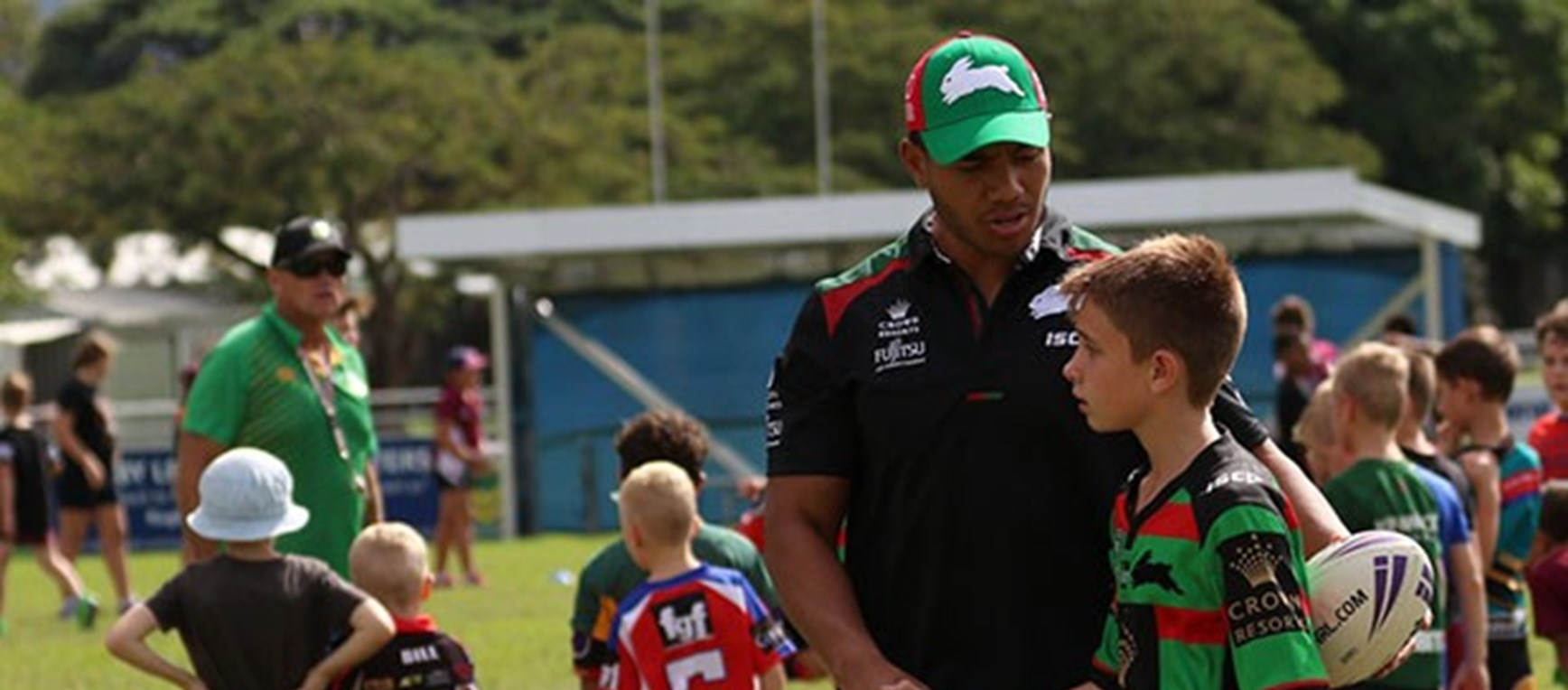 GALLERY: Cairns Community Football Clinic