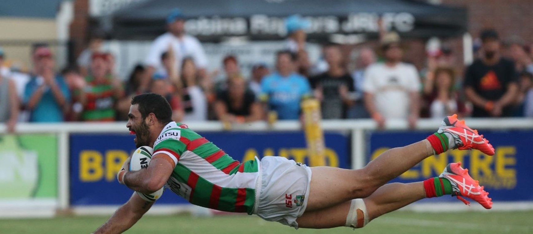 Player Gallery: Greg Inglis