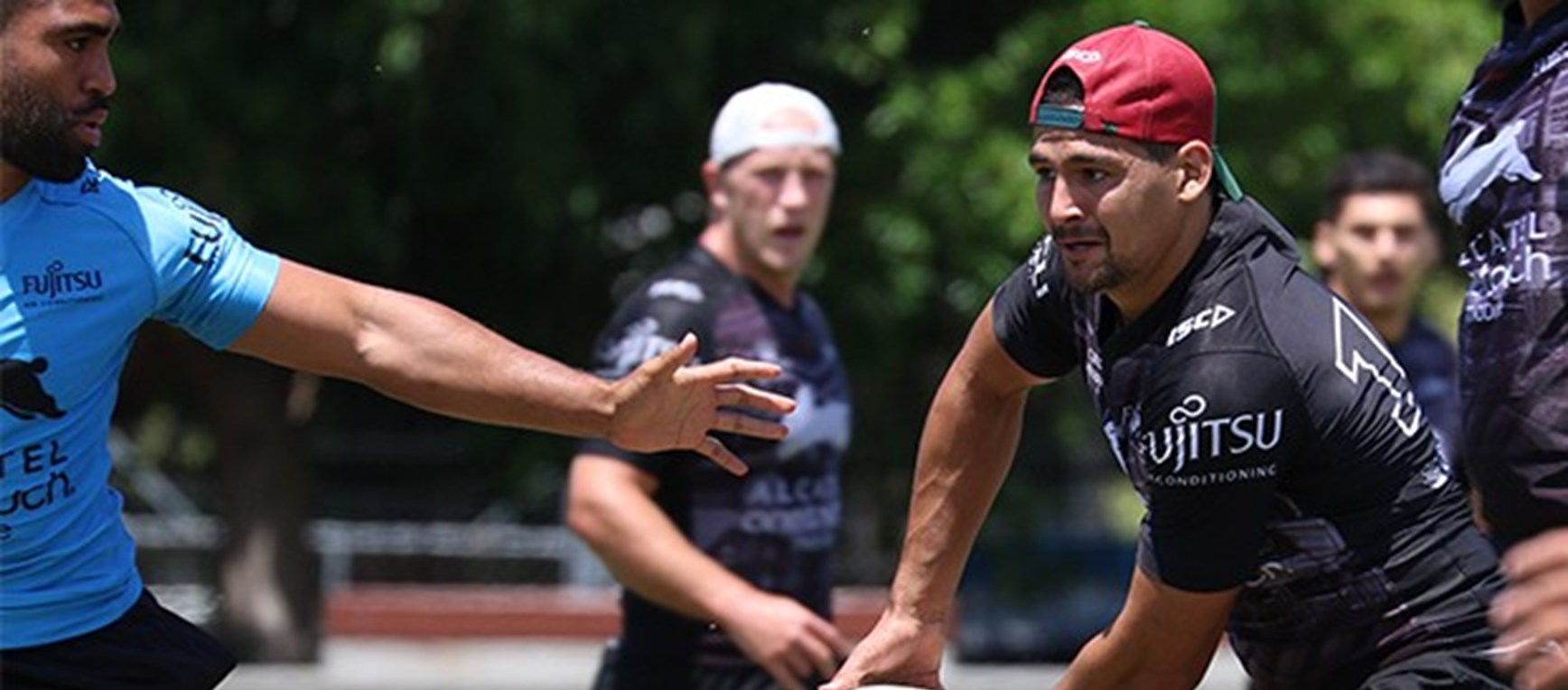 GALLERY: Preseason Training Week Eight