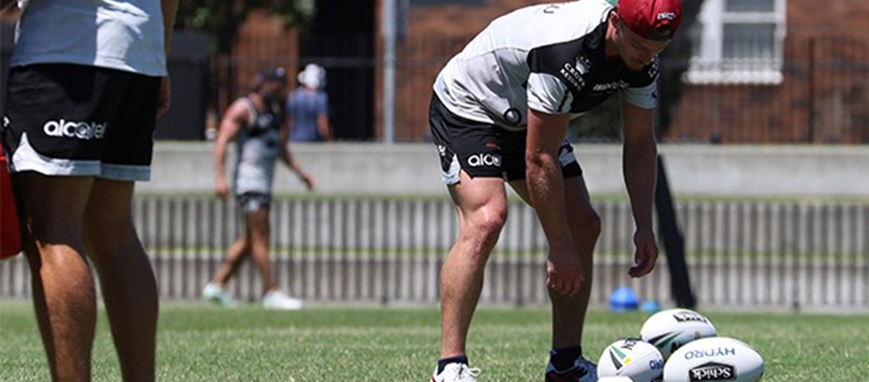 GALLERY: Preseason Training Week Ten