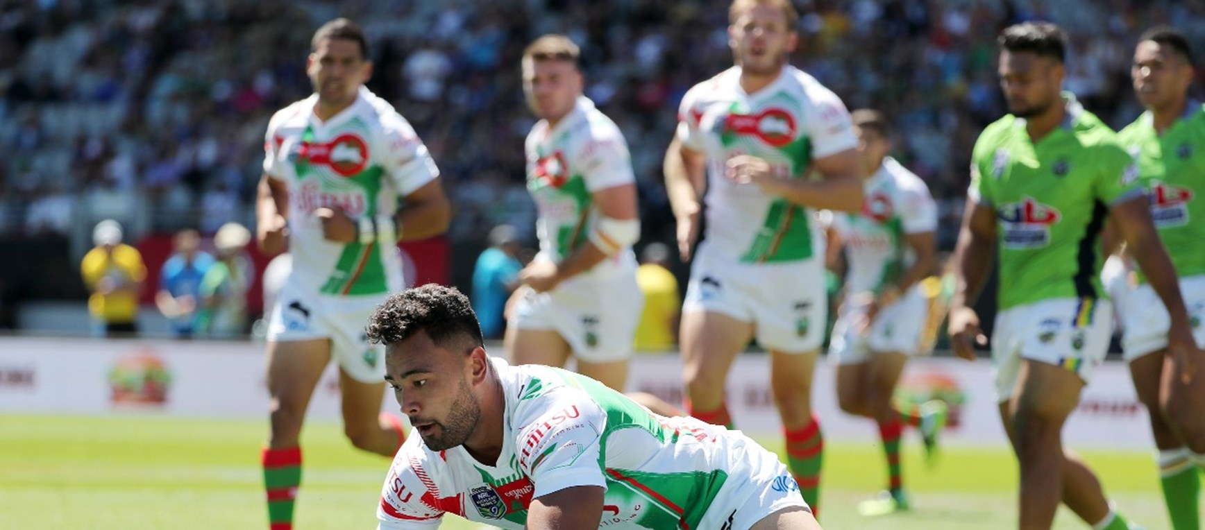 GALLERY: Game 1, Auckland Nines
