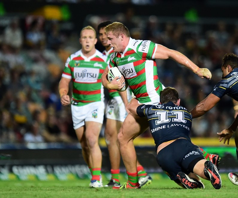 NRL Premiership  - Round 07  - North Queensland Cowboys V South Sydney Rabbitohs  - 15 April 2016  - 1300 Smiles Stadium