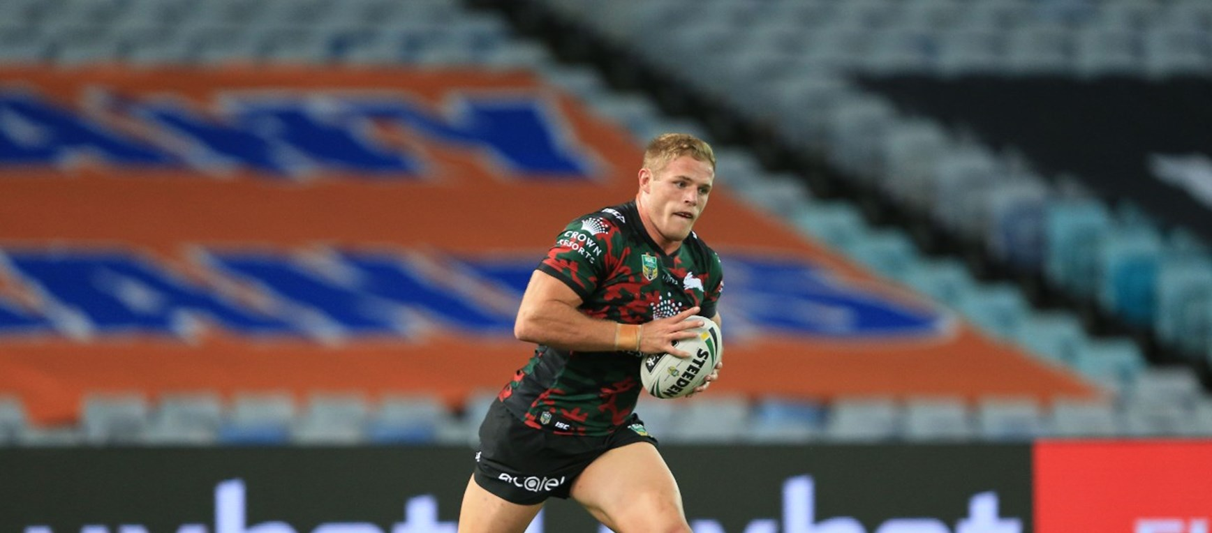 Player Gallery: Tom Burgess