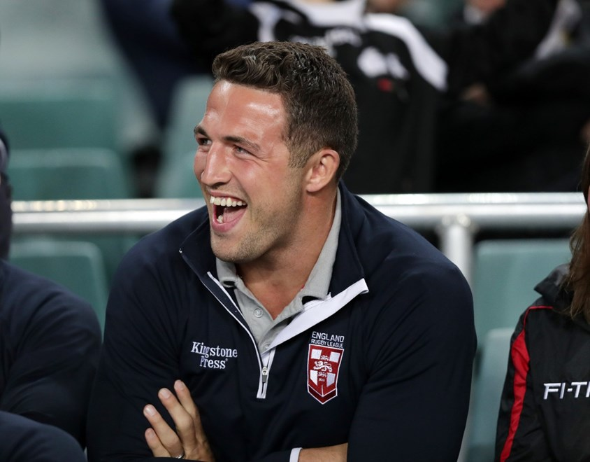 RLWC England vs Lebanon at the Sydney Football Stadium. Picture : NRL Photos/Gregg Porteous