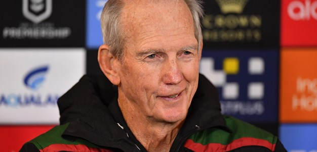 Wayne Bennett Press Conference - Round 20 vs Roosters